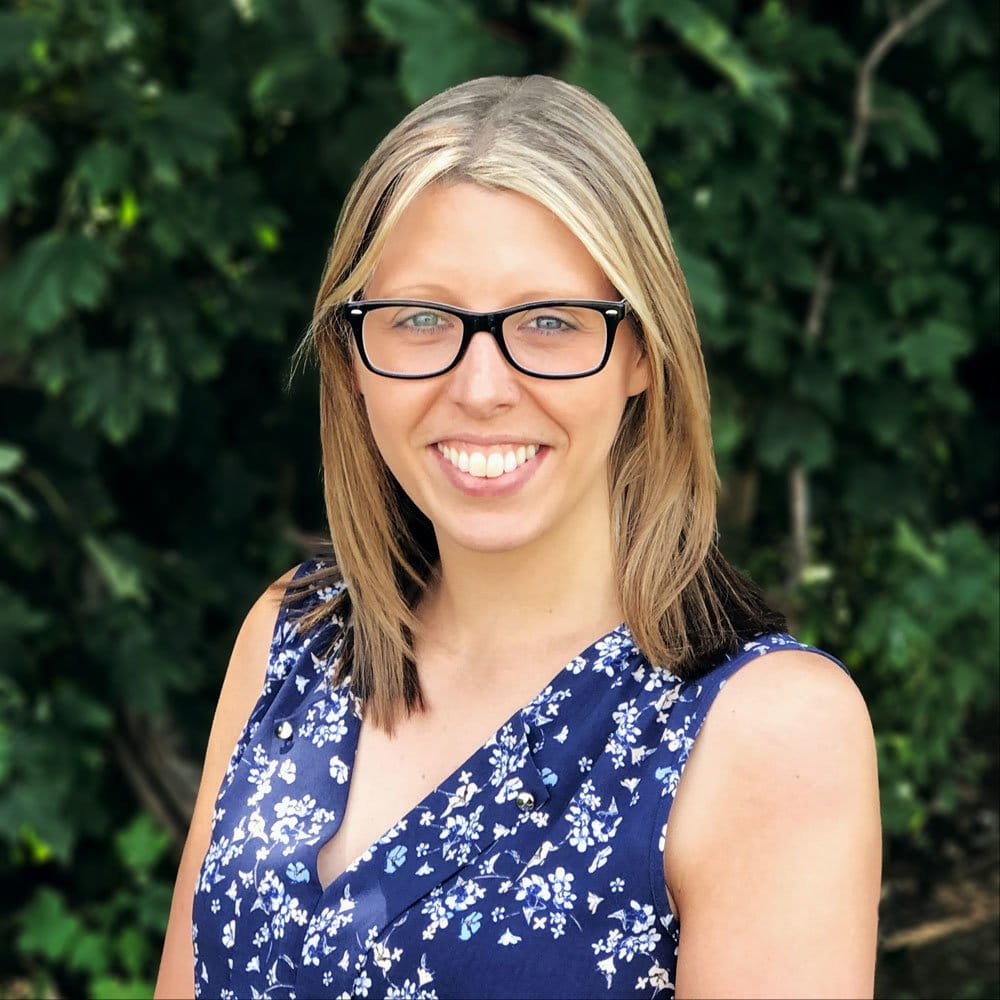 Picture of Chloe Briggs, founder of Fifteen Three Digital